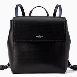 Kate Spade somerville road megyn black backpack
